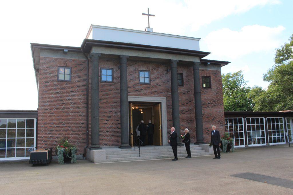 S:ta Katarinas kapell i Halmstad.